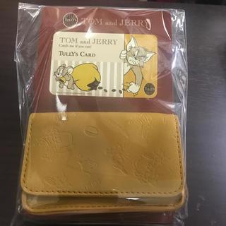 タリーズコーヒー(TULLY'S COFFEE)のタリーズ カードケース(名刺入れ/定期入れ)