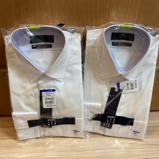 アオヤマ(青山)のカッターシャツ 2枚セット 長袖 M-84(シャツ)