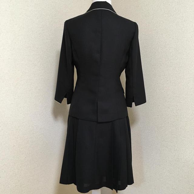 ORIHICA(オリヒカ)のORIHICA* スカートスーツ 七分袖 夏 通勤 OL 面接 セレモニー 美品 レディースのフォーマル/ドレス(スーツ)の商品写真
