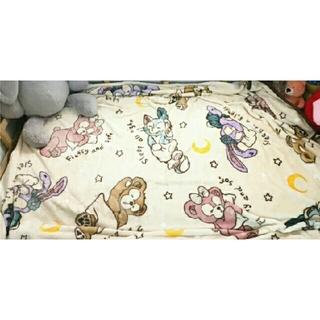 ダッフィー(ダッフィー)の150×200  日本未発売 ダッフィー ダッフィー&フレンズ 毛布 ブランケッ(毛布)
