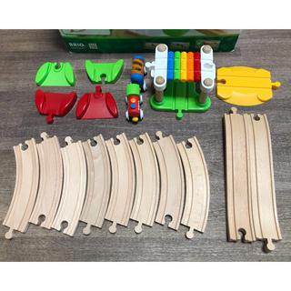 ブリオ(BRIO)の木のおもちゃ(積み木/ブロック)