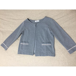 クチュールブローチ(Couture Brooch)の【couture brooch】ノーカラージャケット Mサイズ (ノーカラージャケット)