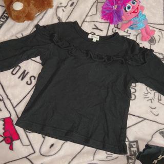 サンカンシオン(3can4on)の3can4on 110 未使用 黒 子供服(Tシャツ/カットソー)
