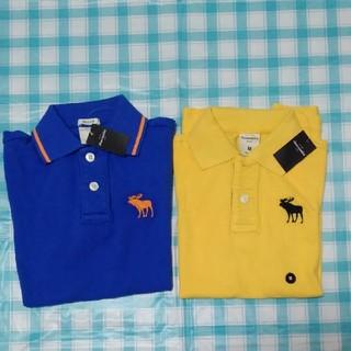 アバクロンビーアンドフィッチ(Abercrombie&Fitch)の新品、タグ付きAbercrombie Kids アバクロ キッズポロシャツ (Tシャツ/カットソー)