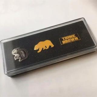 スタンダードカリフォルニア(STANDARD CALIFORNIA)のスタンダードカリフォルニア 七宝焼きバッジ3点セット 新品未使用品(その他)