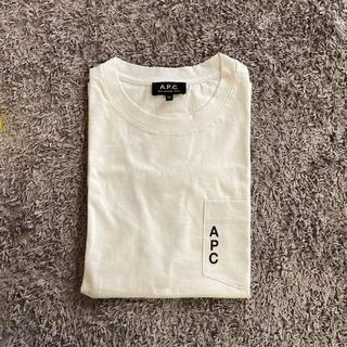 アーペーセー(A.P.C)のA.P.C. Tシャツ xs(Tシャツ/カットソー(半袖/袖なし))