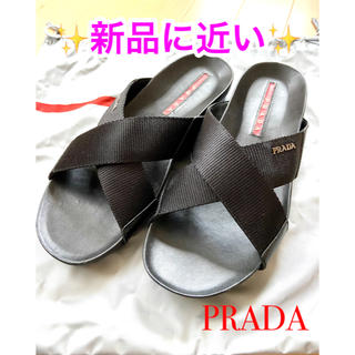 プラダ(PRADA)の❗️赤字覚悟❗️PRADA✨サンダル✨(サンダル)
