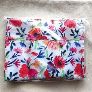 ヒフミド 花柄 トートバッグ