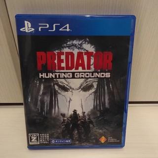 プレイステーション4(PlayStation4)のPredator: Hunting Grounds(家庭用ゲームソフト)