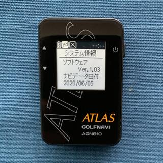 ユピテル(Yupiteru)のオニル様専用 ユピテル GPSゴルフナビ AGN810(その他)