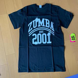 ズンバ(Zumba)の新品、未使用!ZUMBA Tシャツ(トレーニング用品)