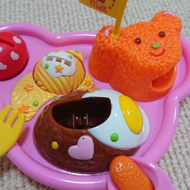 PILOT(パイロット)の【専用】メルちゃん キッズプレート パイロット キッズ/ベビー/マタニティのおもちゃ(知育玩具)の商品写真