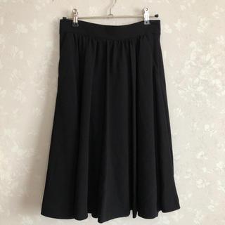 アングローバルショップ(ANGLOBAL SHOP)の〔お値下げ〕ANGLOBAL SHOP フレアプリーツスカート(ひざ丈スカート)