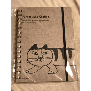 リサラーソン(Lisa Larson)のリサラーソン リングノートマイキー (ノート/メモ帳/ふせん)