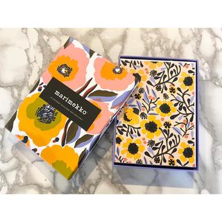 マリメッコ(marimekko)の【新入荷!】マリメッコ グリーティングカード&封筒セット 16種類(カード/レター/ラッピング)