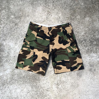 アルファ(alpha)のus army m-65 shorts pants / vintage(ショートパンツ)