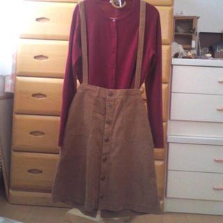 ジエンポリアム(THE EMPORIUM)のTHE EMPORIUM スカート(ひざ丈スカート)