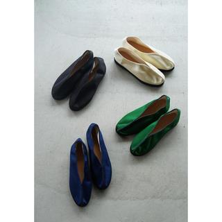 ドゥロワー(Drawer)の今期pelleq 20ss china shoes (スリッポン/モカシン)