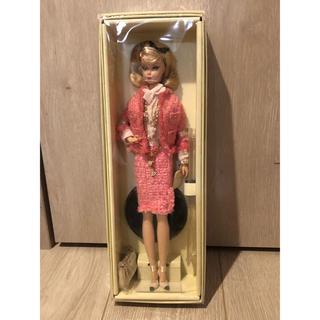 バービー(Barbie)のBarbie FMC Preferably Pink ゴールドラベル レア(ぬいぐるみ/人形)