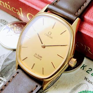 オメガ(OMEGA)の#630【非常に綺麗】オメガ メンズ 腕時計 動作良好 ヴィンテージ 1978年(腕時計(アナログ))