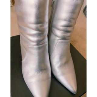 アウラアイラ(AULA AILA)の週末お値下げ!ほぼ未使用♡AULAショートブーツ(ブーツ)