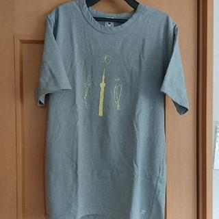 ミナペルホネン(mina perhonen)のミナペルホネン×スカイツリー Tシャツ(Tシャツ(半袖/袖なし))