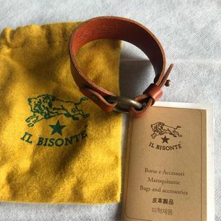 イルビゾンテ(IL BISONTE)のIL BISONTE ブレスレット(ブレスレット)