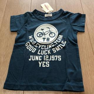 ティンカーベル(TINKERBELL)の【新品】キッズTシャツ100(Tシャツ/カットソー)