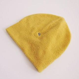 ミナペルホネン(mina perhonen)のミナペルホネン 「poem」  ニット帽(ニット帽/ビーニー)