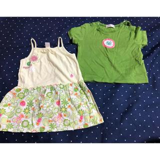 セリーヌ(celine)のセリーヌTシャツ90cm美品(Tシャツ/カットソー)