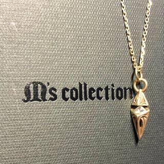 エムズコレクション(M's collection)の値下げ✩M's collection ネックレス k10 エムズコレクション(ネックレス)
