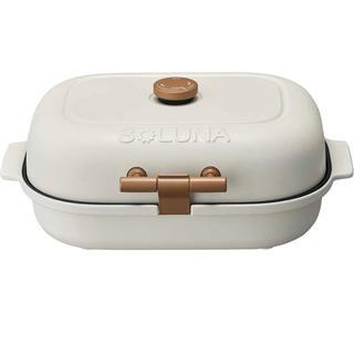 ドウシシャ(ドウシシャ)のドウシシャ 焼き芋メーカー 3枚プレート付(調理機器)