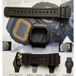 ジーショック(G-SHOCK)のG-SHOCK DW-5600NU-9JR NANO UNIVERSE ベルベゼ(腕時計(デジタル))