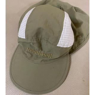モンベル(mont bell)の専用 mont-bell キッズサハラキャップ(難あり)(帽子)