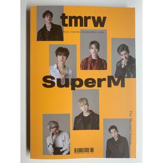 シャイニー(SHINee)のSuperM表紙 tmrw 輸入雑誌(K-POP/アジア)