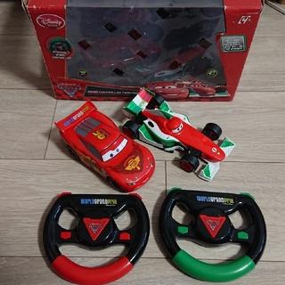 ディズニー(Disney)のカーズ2 ラジコン TWIN PACK(ホビーラジコン)