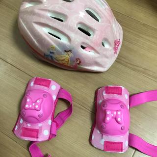 ディズニー(Disney)の【値下げ】子供 幼児用ヘルメット Disney(ヘルメット/シールド)