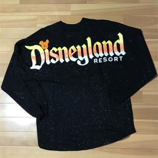 ディズニー(Disney)のディズニー スピリットジャージー  ハロウィン限定 サイズm(Tシャツ/カットソー(七分/長袖))