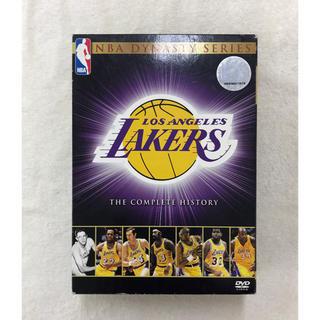 ロサンゼルスレイカーズ DVD(スポーツ/フィットネス)