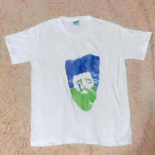 ボウダンショウネンダン(防弾少年団(BTS))のテヒョンオリジナルデザインTシャツ(Tシャツ/カットソー(半袖/袖なし))