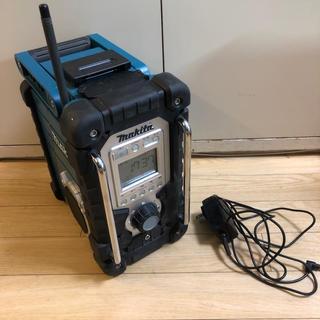 マキタ(Makita)のマキタ コードレスラジオMR103 本体+電源コード付(ラジオ)