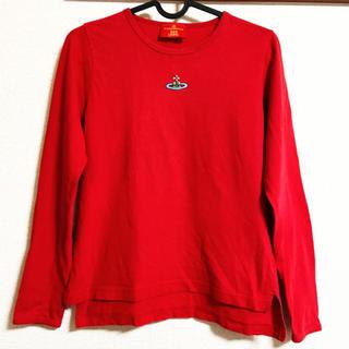 ヴィヴィアンウエストウッド(Vivienne Westwood)のヴィヴィアン オーブ Tシャツ(Tシャツ(長袖/七分))