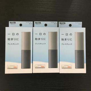 タニタ(TANITA)のタニタ ブレスチェッカー EB-100-GY(口臭防止/エチケット用品)