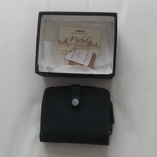 ポーター(PORTER)のPORTER フィールド FIELD 二つ折り財布 ラウンドファスナー (折り財布)