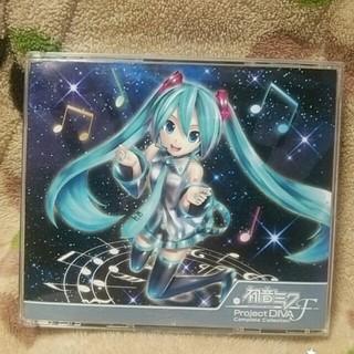 初音ミク CD projectDIVAF(ボーカロイド)