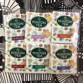 ミントン(MINTON)のミントン紅茶 18袋ティーバッグ  ティータイムに^ - ^(茶)