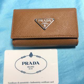 プラダ(PRADA)のプラダの6連キーケース(キーケース)
