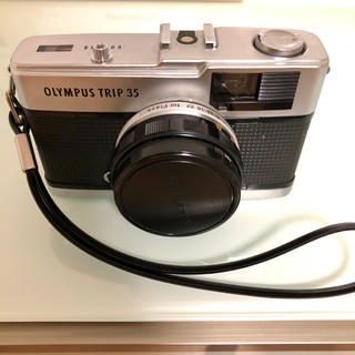 オリンパス(OLYMPUS)のOLYMPUSオリンパス TRIP35 美品(フィルムカメラ)