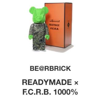 エフシーアールビー(F.C.R.B.)のREADYMADE × FCRB 1000% BE@RBRICK(その他)