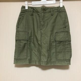 アーバンリサーチ(URBAN RESEARCH)のミリタリースカート(ミニスカート)